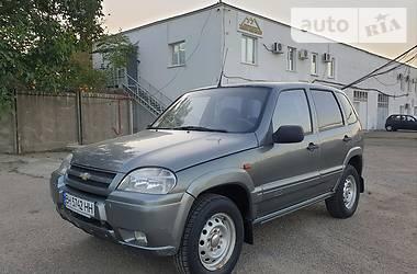 Внедорожник / Кроссовер Chevrolet Niva 2004 в Одессе