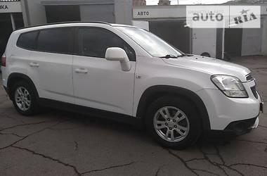 Chevrolet Orlando 2012 в Кривом Роге