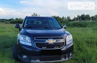 Минивэн Chevrolet Orlando 2011 в Луцке