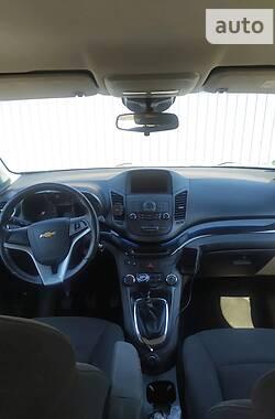 Минивэн Chevrolet Orlando 2012 в Чернигове