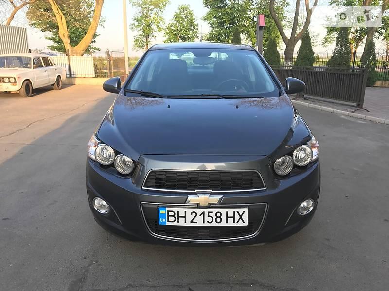 Chevrolet Sonic 2012 в Одессе
