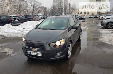Chevrolet Sonic 2015 в Києві