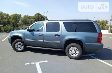 Chevrolet Suburban 6.0 L V8 2009
