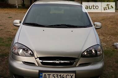 Chevrolet Tacuma 2004 в Ивано-Франковске