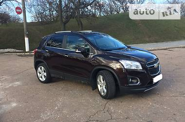Chevrolet Tracker AWD 2014