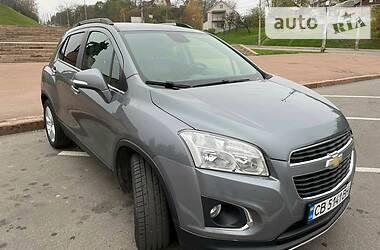 Внедорожник / Кроссовер Chevrolet Tracker 2013 в Чернигове