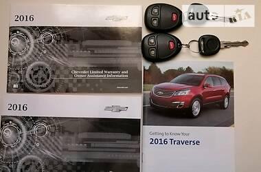 Chevrolet Traverse 2016 в Виннице
