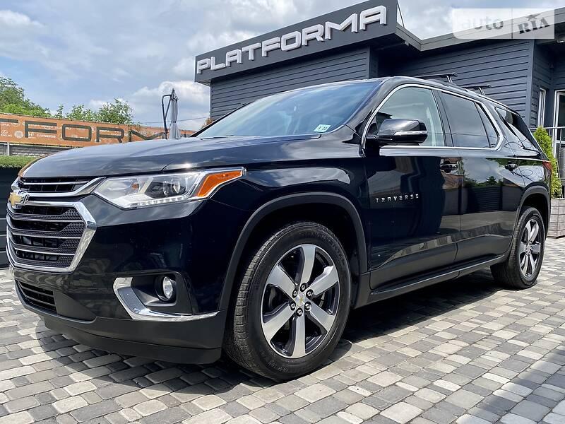 Позашляховик / Кросовер Chevrolet Traverse 2018 в Києві