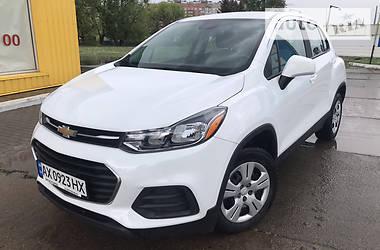 Chevrolet Trax 2017 в Харькове