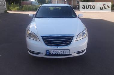 Chrysler 200 2013 в Львове