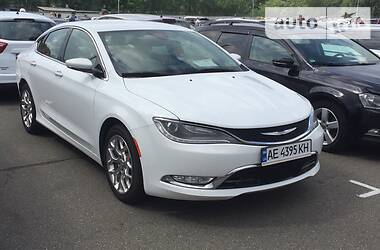 Chrysler 200 2014 в Кривом Роге