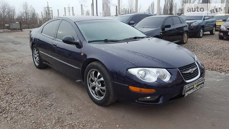 Chrysler 300 M 1999 года