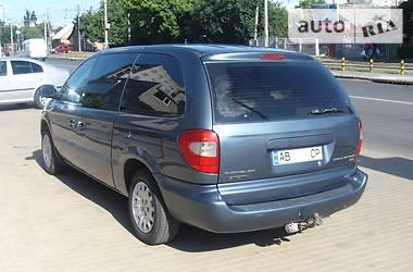 Chrysler Grand Voyager 2001 в Виннице