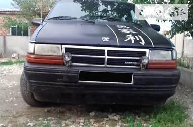Chrysler Grand Voyager 1990 в Дунаевцах