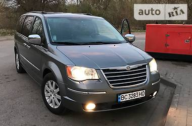 Chrysler Grand Voyager 2008 в Дрогобыче