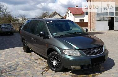 Chrysler Grand Voyager 2002 в Львове