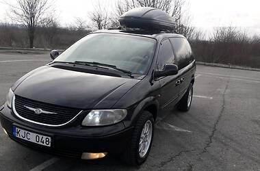 Chrysler Grand Voyager 2002 в Черновцах
