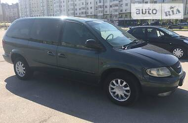 Chrysler Grand Voyager 2003 в Ивано-Франковске