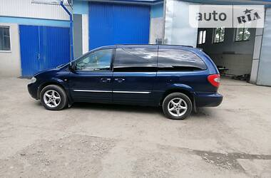 Chrysler Grand Voyager 2001 в Тернополе