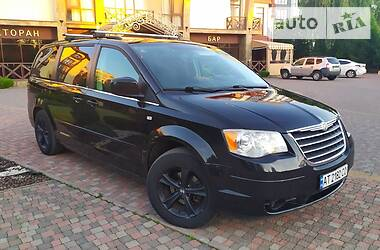 Chrysler Grand Voyager 2008 в Ивано-Франковске