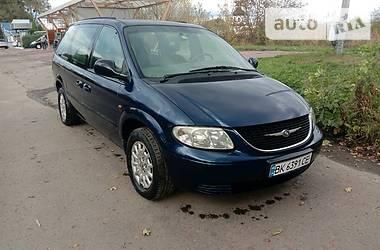 Chrysler Grand Voyager 2002 в Ровно