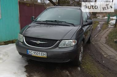 Chrysler Grand Voyager 2003 в Турійську