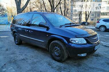 Chrysler Grand Voyager 2002 в Києві