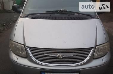 Минивэн Chrysler Grand Voyager 2001 в Киеве