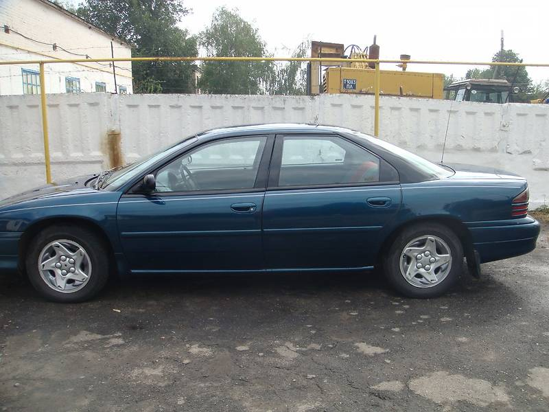 Chrysler Intrepid 1996 года