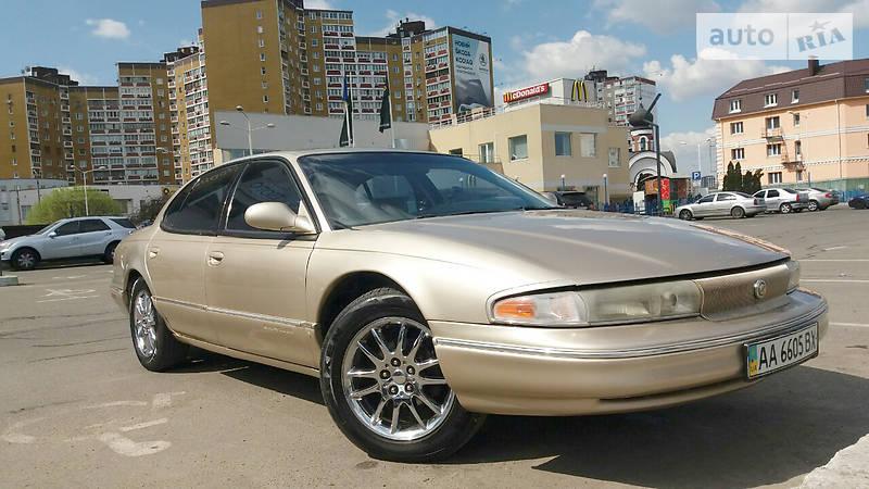 Chrysler LHS 1994 года