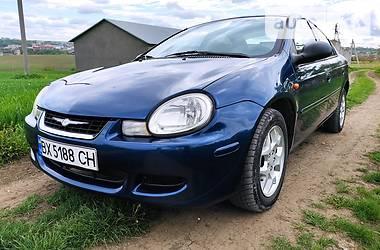Седан Chrysler Neon 1999 в Каменец-Подольском