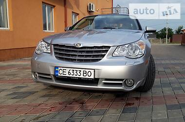 Chrysler Sebring 2007 в Черновцах