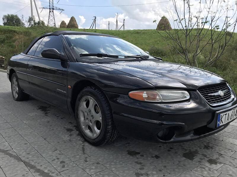 Chrysler Stratus 1999 в Турке