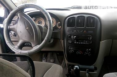 Chrysler Voyager 2001 в Стрые