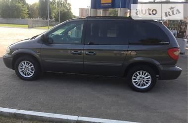 Chrysler Voyager 2004 в Костополе