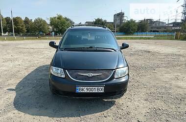 Chrysler Voyager 2002 в Ровно