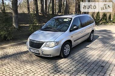 Chrysler Voyager 2005 в Дрогобыче