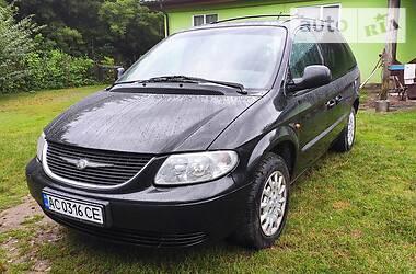 Chrysler Voyager 2003 в Киеве