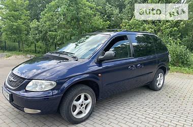 Минивэн Chrysler Voyager 2001 в Львове