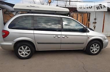 Минивэн Chrysler Voyager 2004 в Киеве
