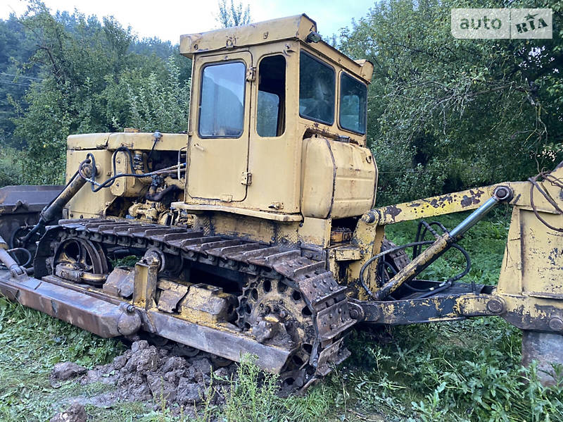 ЧТЗ Т-170 1989 в Івано-Франківську