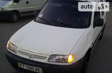 Citroen Berlingo груз.  1998