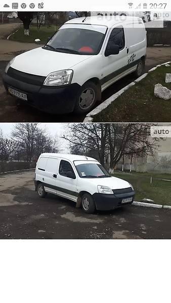 Citroen Berlingo груз. 2003 года в Ужгороде