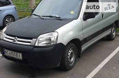 Citroen Berlingo груз. 2007 в Луцке