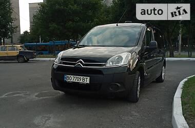 Легковой фургон (до 1,5 т) Citroen Berlingo груз. 2014 в Кременце