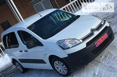 Citroen Berlingo пасс. 5 MEST 2014