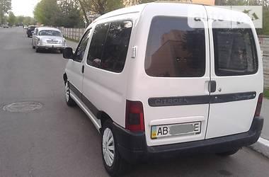 Citroen Berlingo пасс. 1999 в Виннице