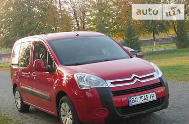 Citroen Berlingo пасс. 2011 в Дрогобыче