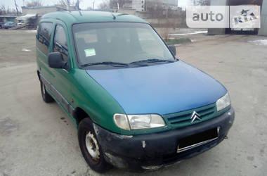 Citroen Berlingo пасс. 1997 в Черкассах