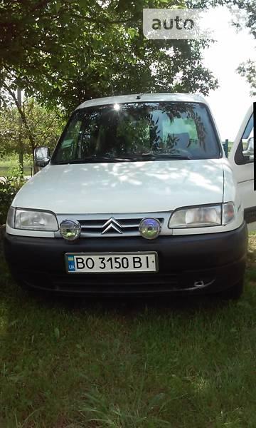 Citroen Berlingo пасс. 2000 года в Тернополе